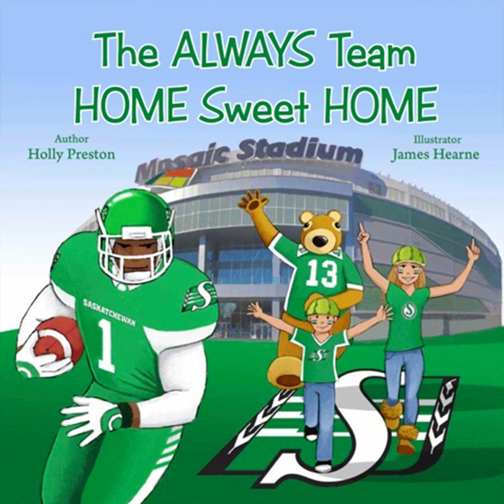 THE ALWAYS TEAM - HOME SWEET HOME