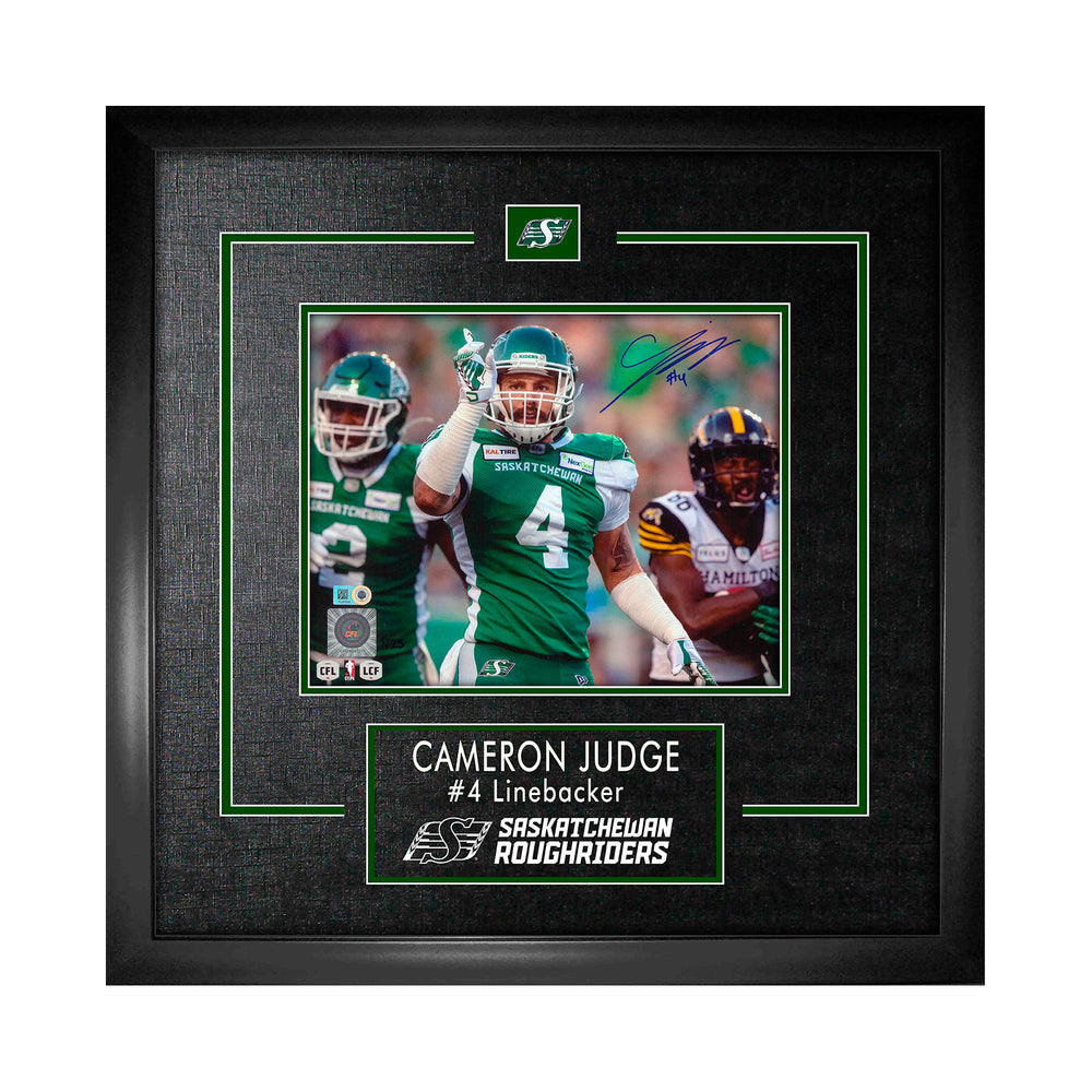 Cameron Judge 1 Framed 8x10