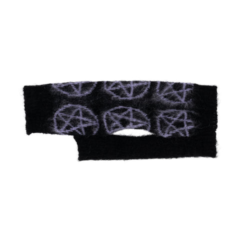 PENTAGRAM KNIT DOG JUMPER