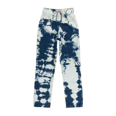 TIE DYE ASHLEY JEANS