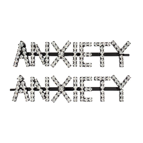 ANXIETY HAIR PINS