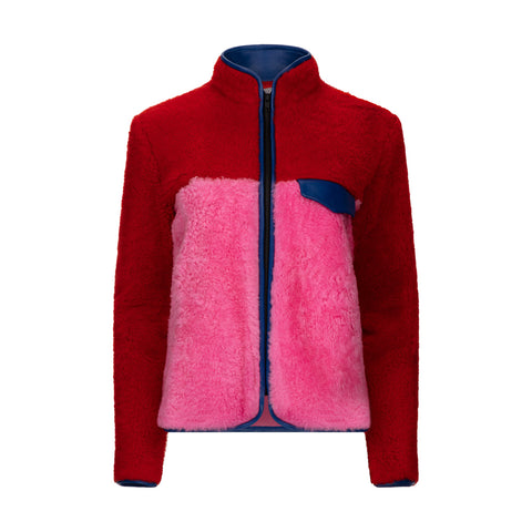 RED ALICE FLEECE