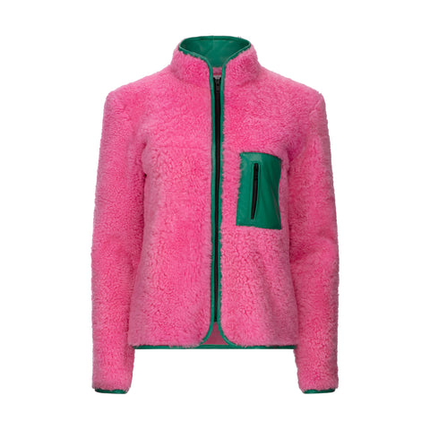 PINK ALICE FLEECE