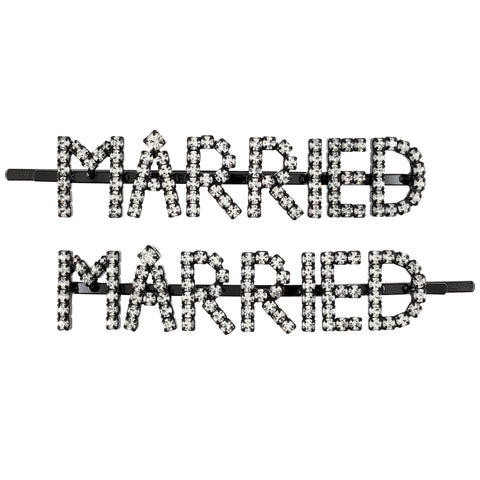 MARRIED HAIR PINS