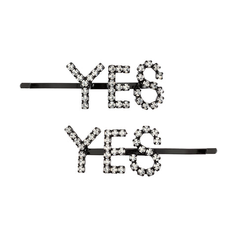 YES HAIR PINS