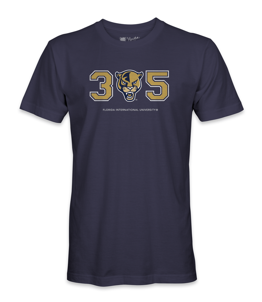 Certified Florida International University® 305 Tee - Unisex