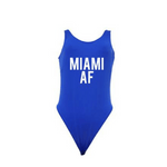 Miami AF One Piece Swimsuit