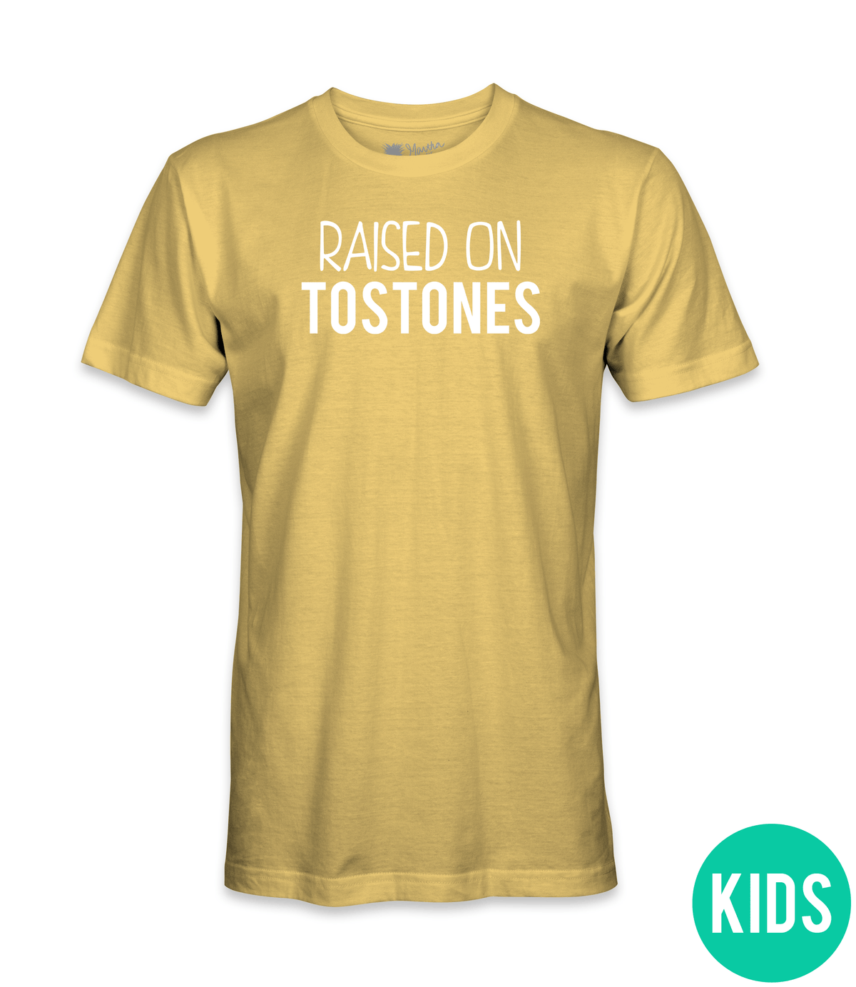 Raised On Tostones - Boys