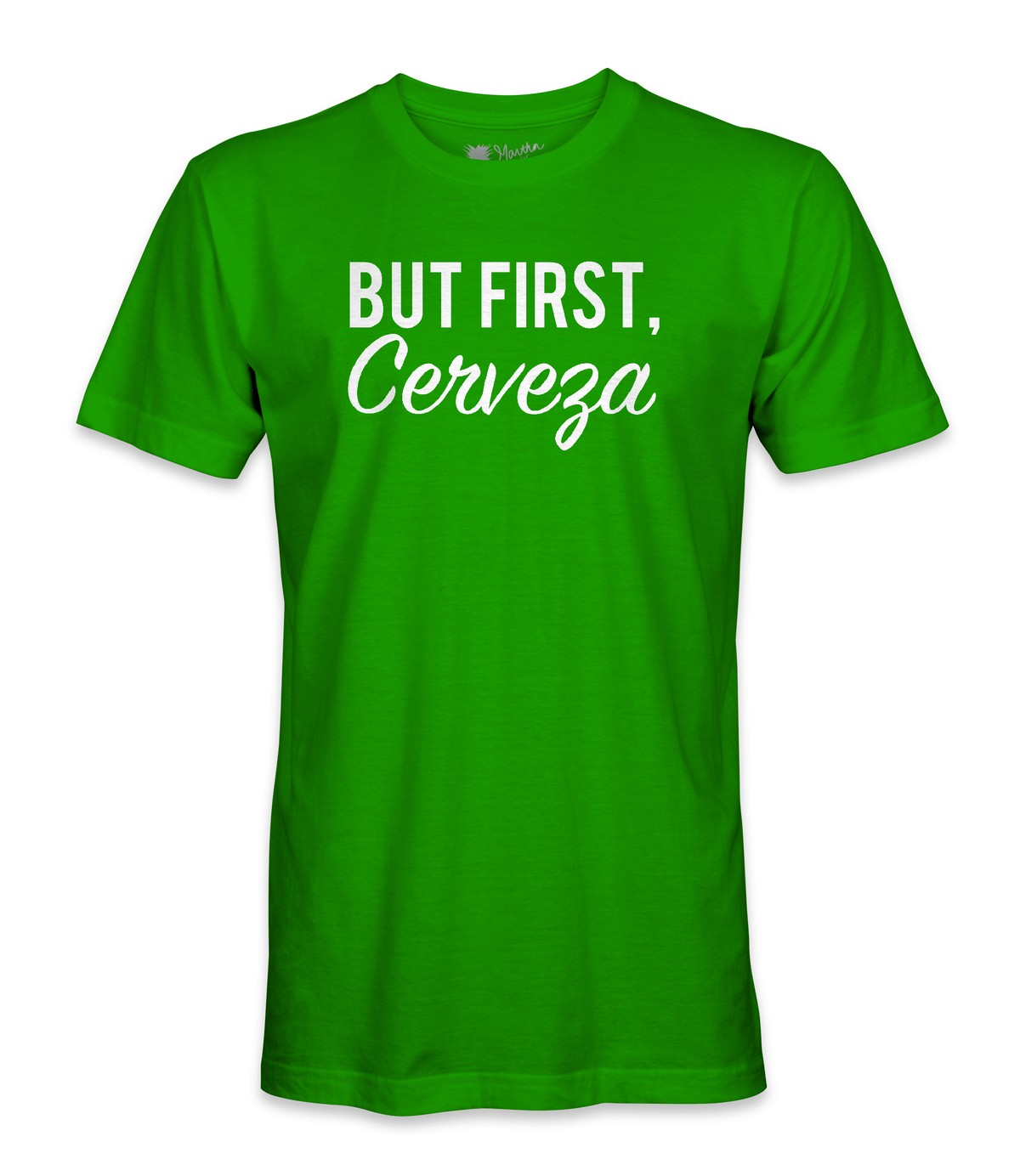 But First, Cerveza T-Shirt For Men