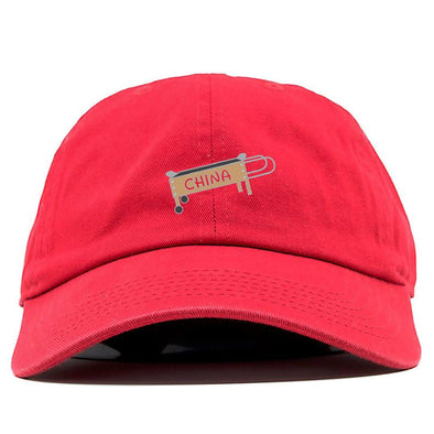 La Cajita China Dad Hat
