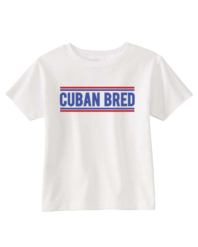 Cuban Bred - Toddler Tee