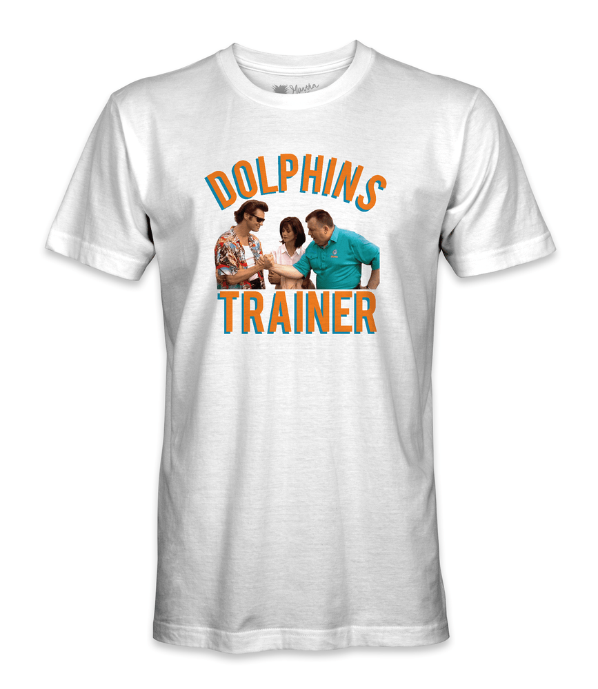 Load image into Gallery viewer, Dolphins-Trainer-Tee-Men.jpg