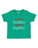 Feed Me Pastelitos Tee - Toddler