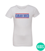 Cuban Bred™ Tee - Girls