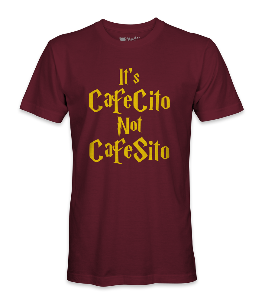 Load image into Gallery viewer, It's Cafecito, Not Cafesito Tee - Unisex