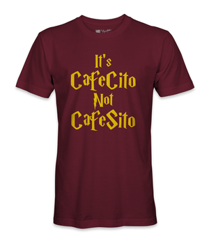 It's Cafecito, Not Cafesito Tee - Unisex