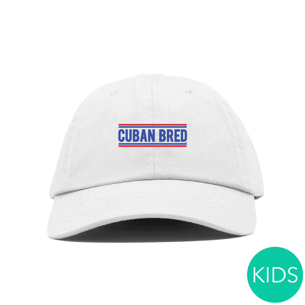 Cuban Bred Dad Hat - Kids