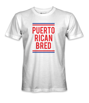 Load image into Gallery viewer, Puerto-Rican-Bred-Tee-Kids.jpg