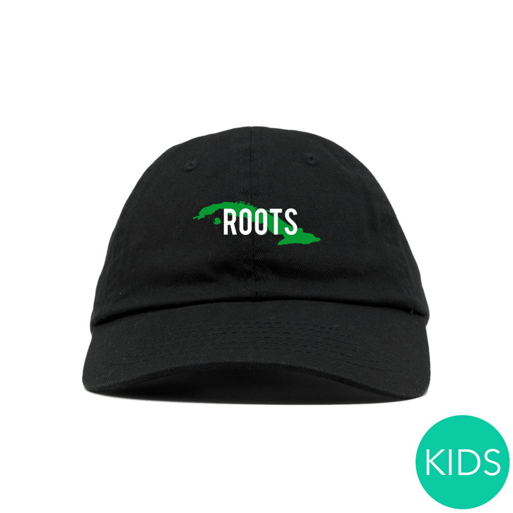 Cuban Roots Dad Hat - Kids