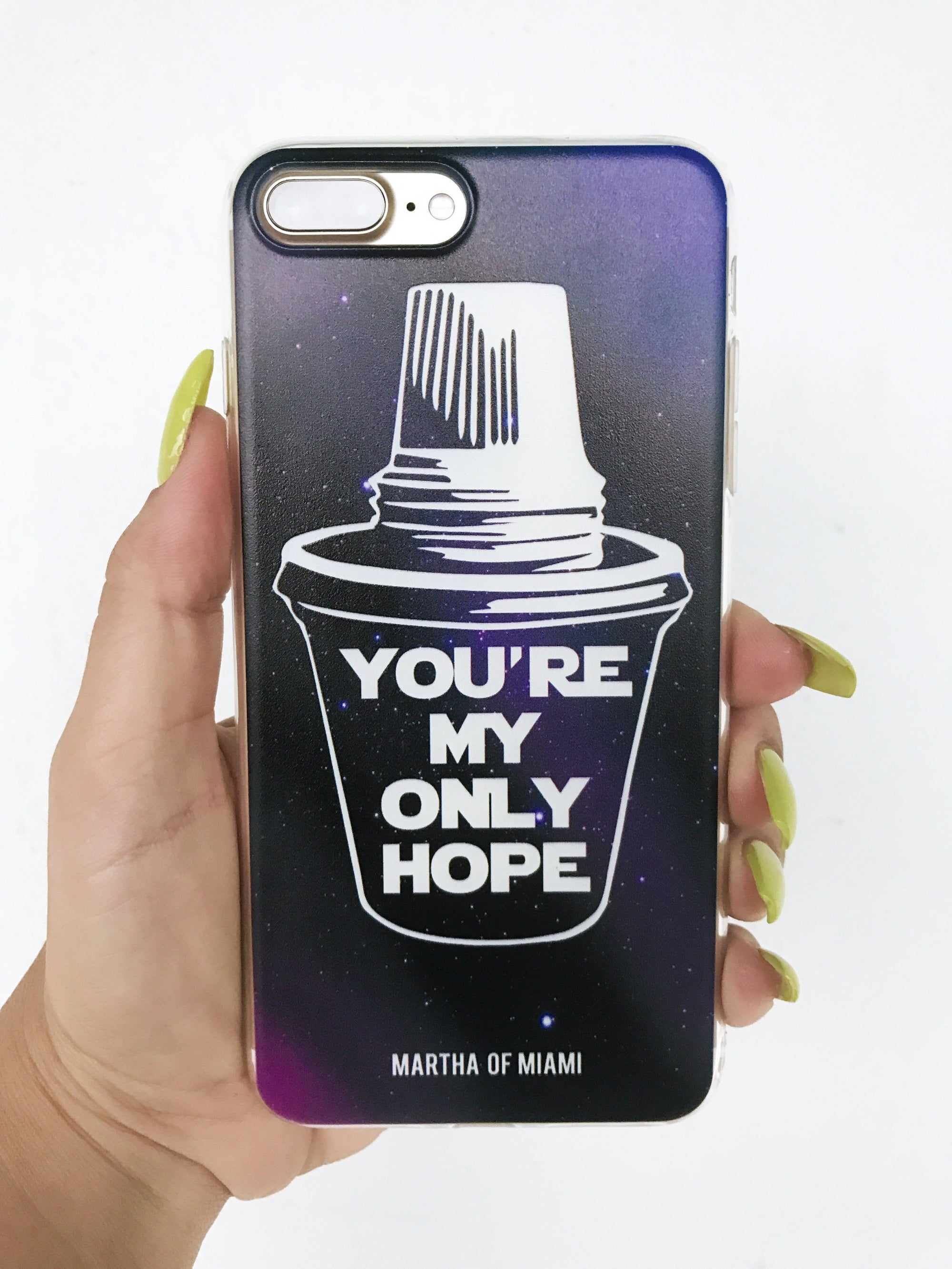 You're My Only Hope iPhone Case.jpg
