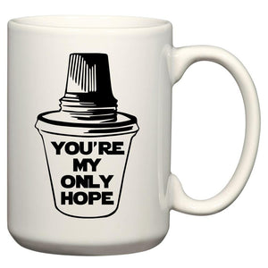 Load image into Gallery viewer, Colada, You're My Only Hope Mug