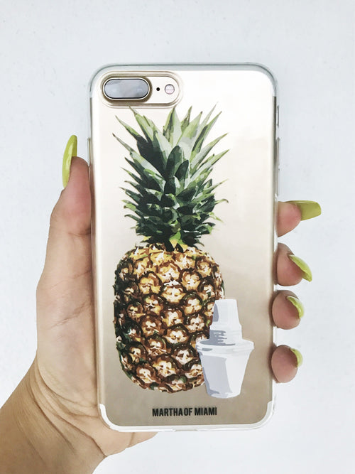 Piña Colada iPhone Case