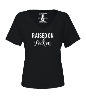 Raised on Lechón Tee - Women