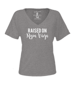 Raised on Ropa Vieja Tee - Women