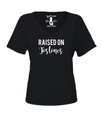 Raised on Tostones Tee - Women