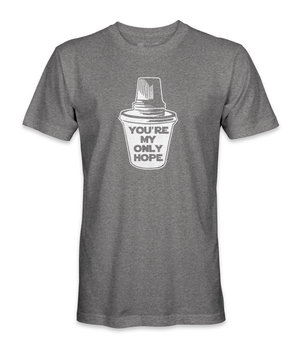 Colada, You're My Only Hope Tee - Men