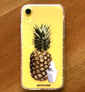 Load image into Gallery viewer, Piña Colada iPhone Case - New