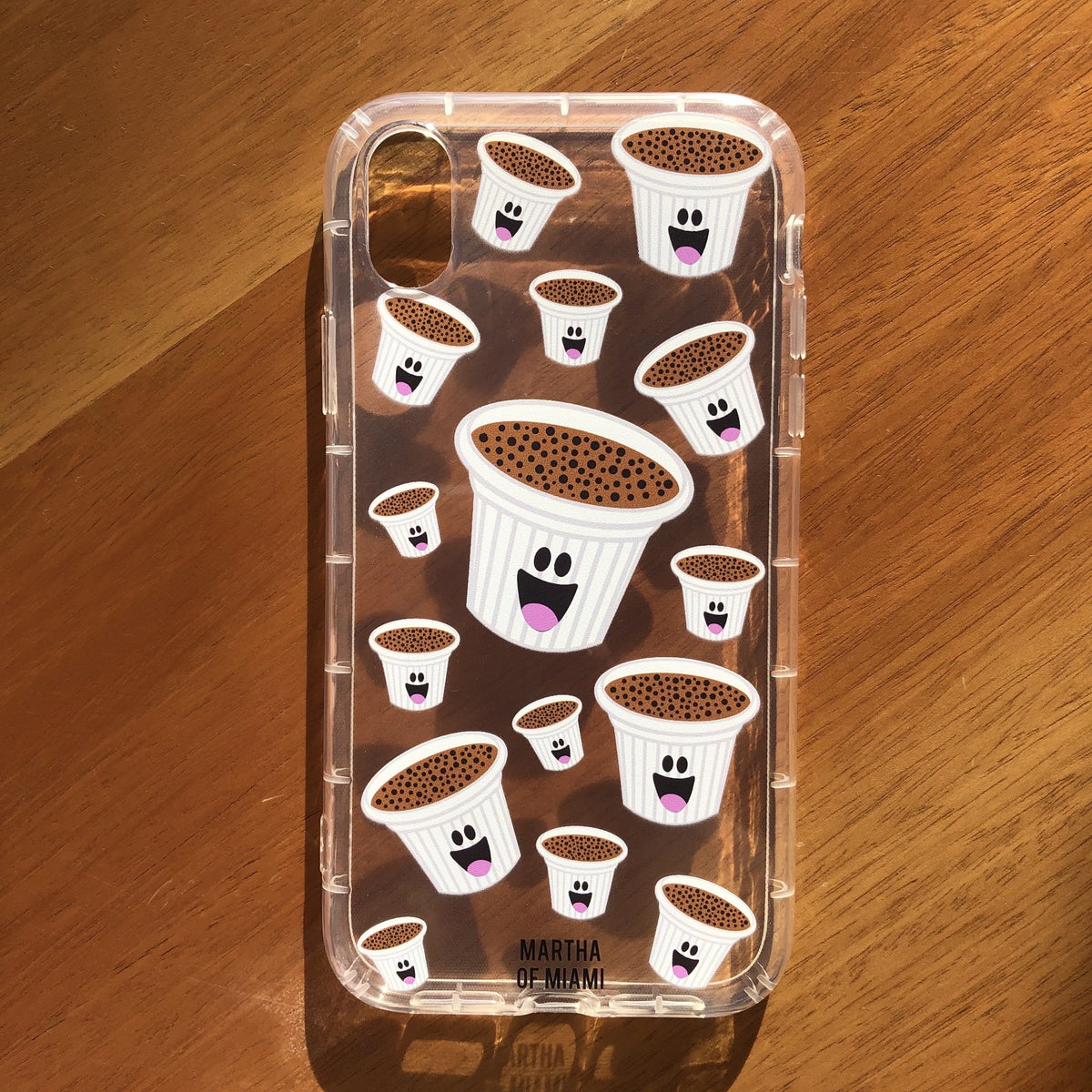 Cafecito iPhone Case - New