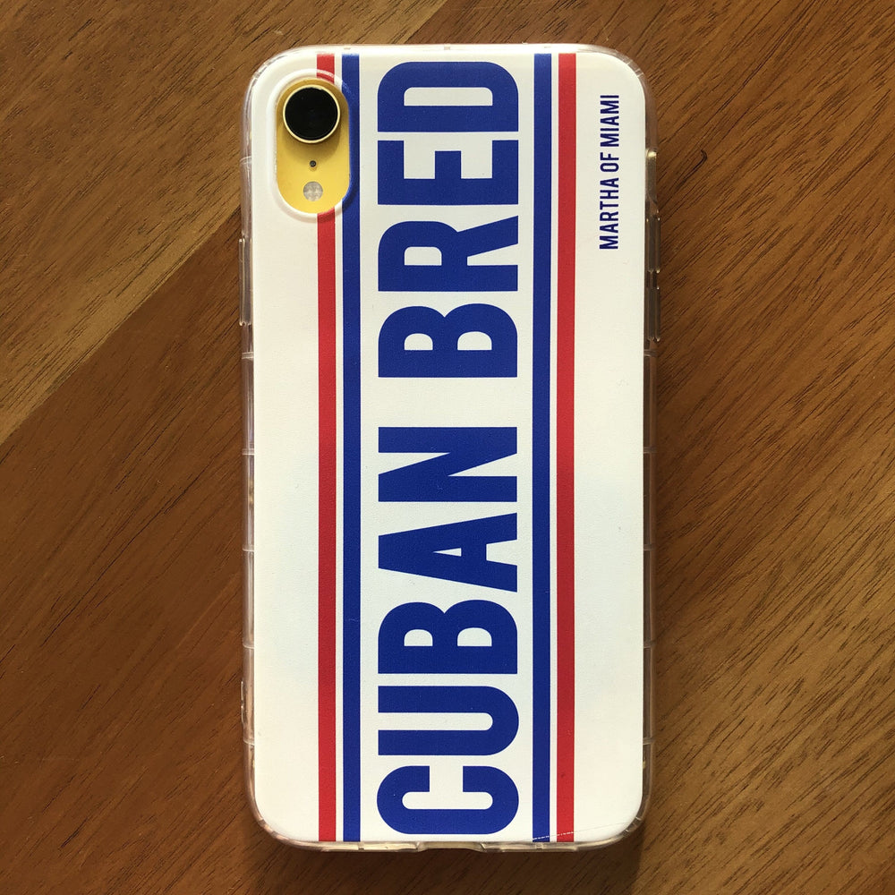 Cuban Bred iPhone Case - New