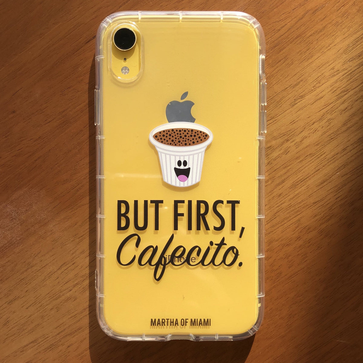 But First, Cafecito iPhone Case - New