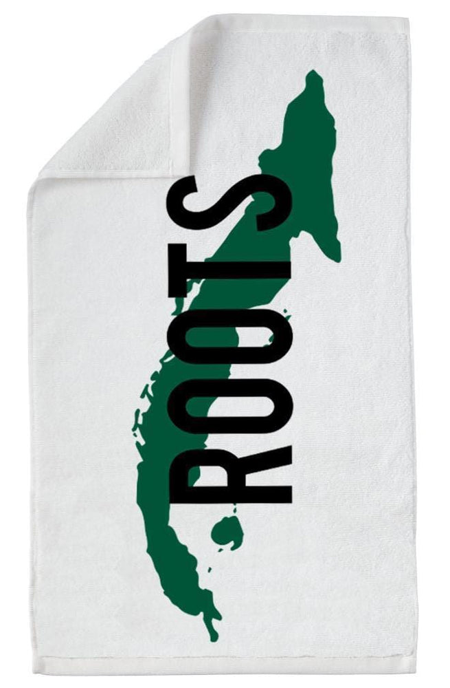 Roots Beach Towel