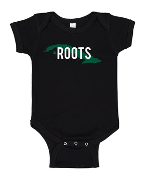 Load image into Gallery viewer, Roots Onesie - Babies