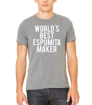 World's Best Espumita Maker - Men