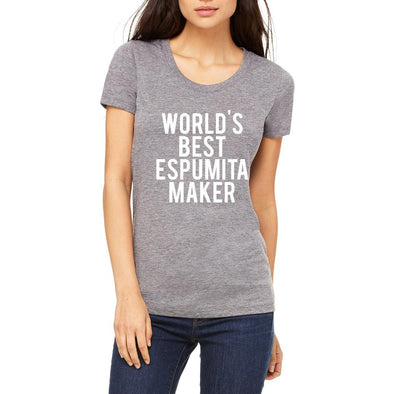 World's Best Espumita Maker Tee - Women