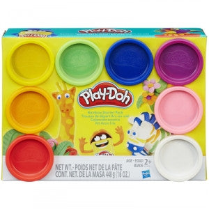 Play-Doh Rainbow Starter Pack 8pk PLAA7923