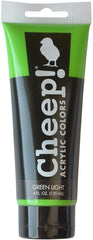 C2f Green Light Acrylic Paint 4oz CHP10080