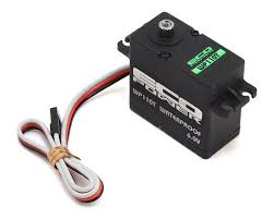 EcoPower WP110T Cored Waterproof High Torque Metal Gear Digital Servo ECP110T