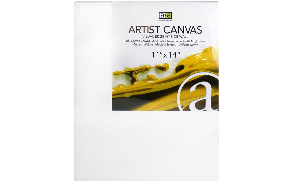 C2f 11x14 Visual Edge Canvas ART125011