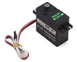 EcoPower WP120T Coreless Waterproof High Torque Metal Gear Digital Servo ECP120T