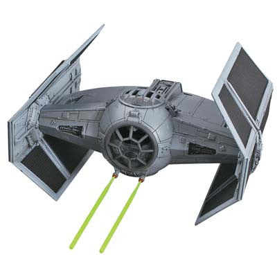 "Bandai Tie Advancedx1 ""Star Wars"" 1/72 Plastic Model BAN191407"