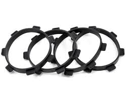 ProTek RC Monster Truck & Truggy Tire Mounting Glue Bands (4) PTK2013