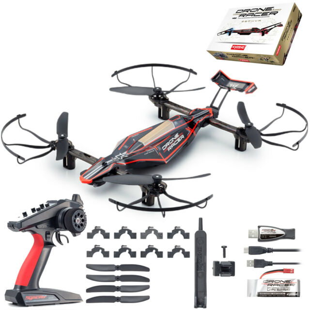 Kyosho ZEPHYR Force Black Readyset KYO20572BK