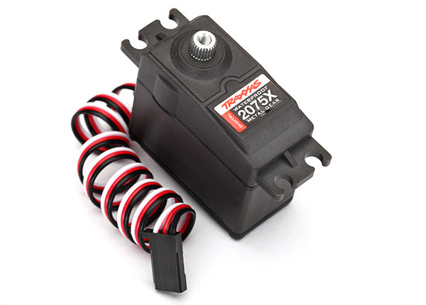 Traxxas Servo, Digital High-Torque, Metal Gear (Ball Bearing), Waterproof TRA2075X