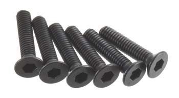 Traxxas Countersunk Machine Screws 2.5x12mm TRA2526