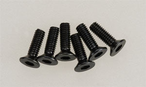 Traxxas Countersunk Hex Screw 2.5x8 Jato TRA2524