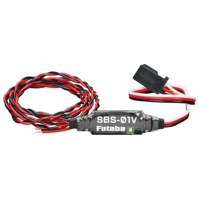 Futaba Sbs-01v External Voltage Sensr FUTSBS-01V
